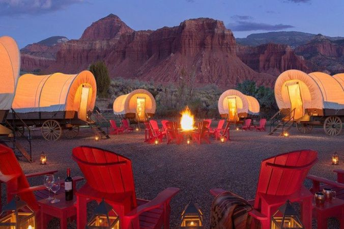 Glamping-YPO and EO Forums